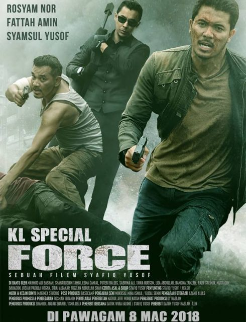 فيلم KL Special Force 2018 مترجم