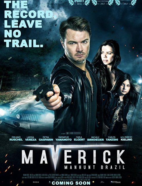 فيلم Maverick: Manhunt Brazil