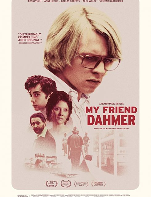 فيلم My Friend Dahmer 2017