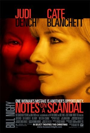 فيلم Notes on a Scandal