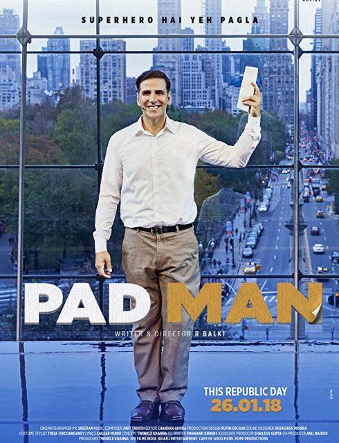 فيلم Padman 2018