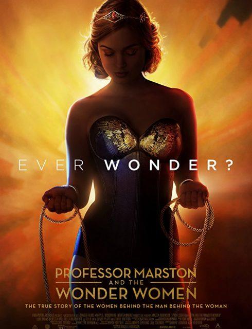 فيلم Professor Marston and the Wonder Women