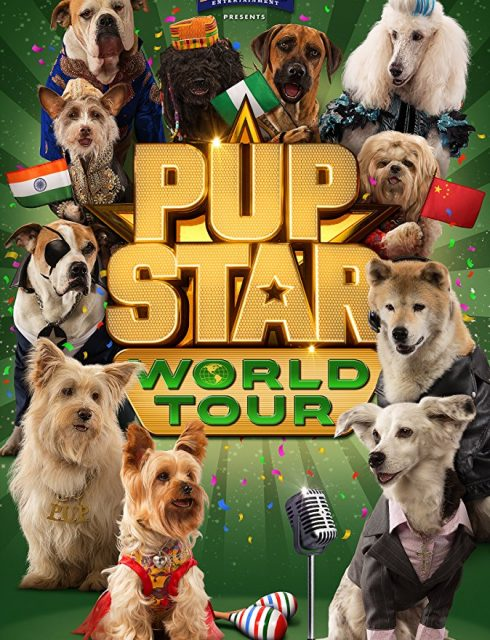فيلم Pup Star: World Tour 2018 مترجم