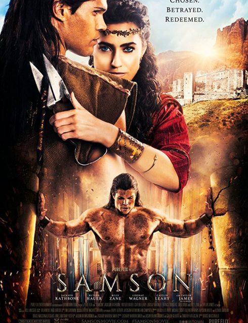 فيلم Samson 2018 شمشون مترجم