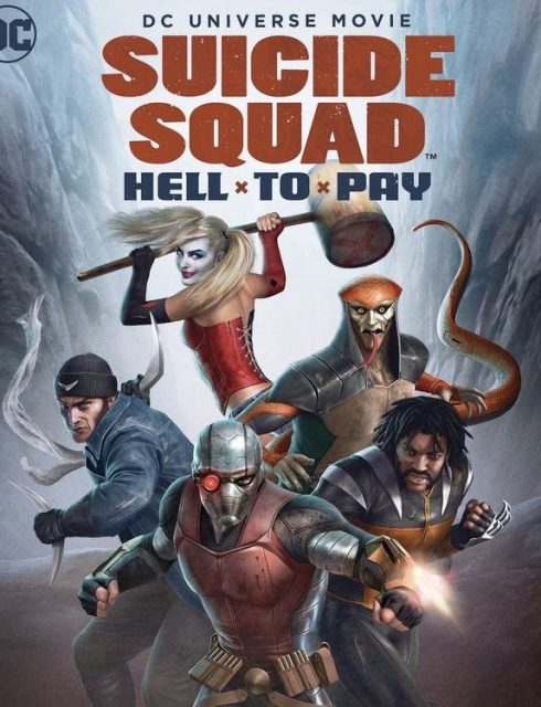 فيلم Suicide Squad: Hell to Pay 2018 مترجم