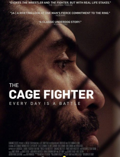 فيلم The Cage Fighter 2017