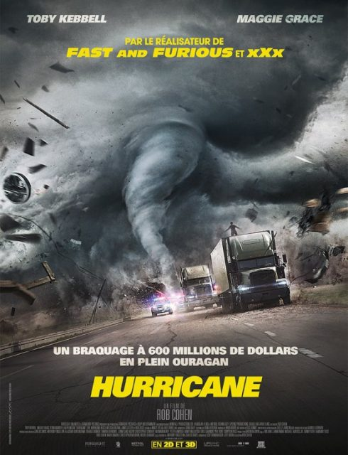 فيلم The Hurricane Heist 2018