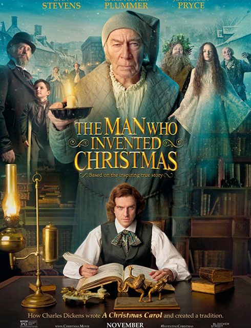 فيلم The Man Who Invented Christmas 2017
