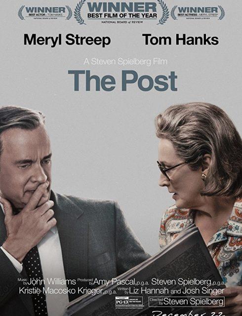 فيلم The Post