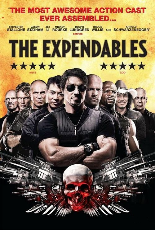 فيلم The Expendables 2010