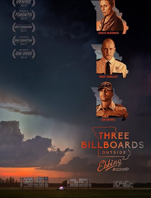 فيلم Three Billboards Outside Ebbing, Missouri 2017