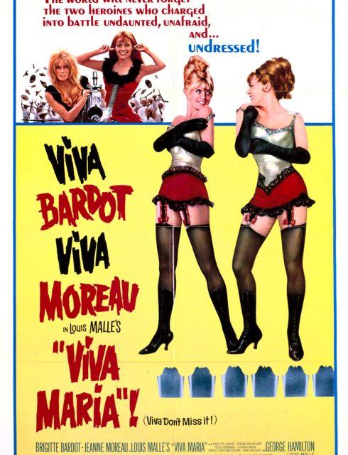 فيلم Viva Maria مترجم