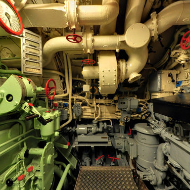 U-Boat 1/48 Trumpeter - Pagina 6 3010