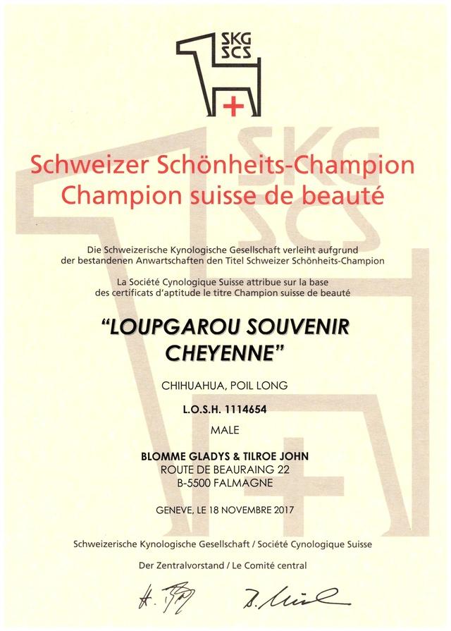 LoupGarou Champion Suisse de Beauté 2017 Loup_c10