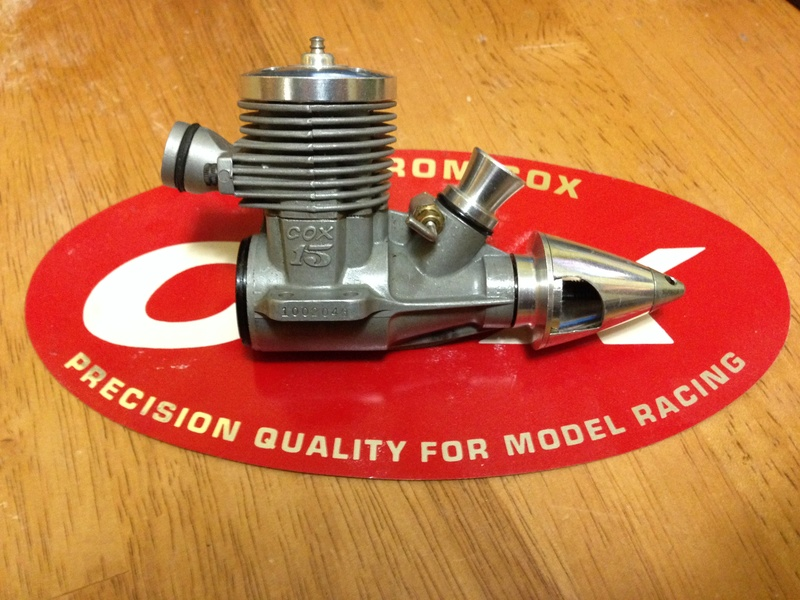 *Cox Engine of The Month* Submit your pictures! -November 2017- Img_5811