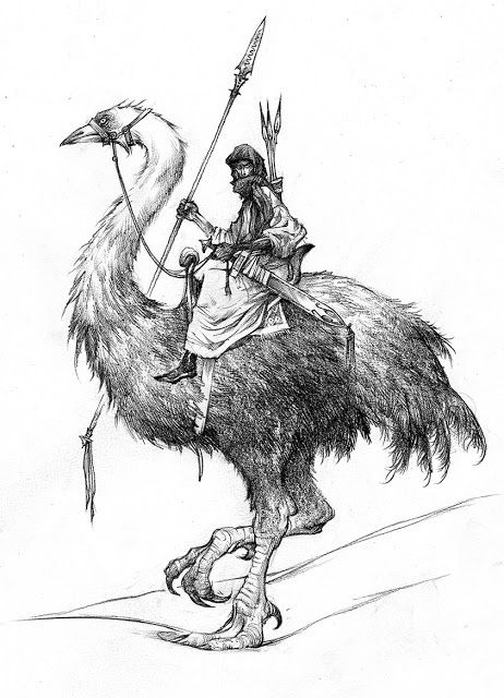 Barbarians of Lemuria - La Dark Fantasy selon Krongar 8fcfbb10