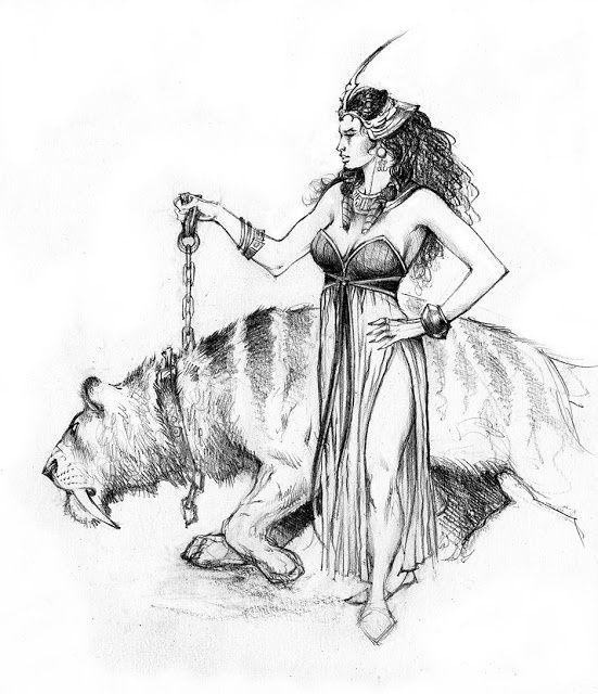 Barbarians of Lemuria - La Dark Fantasy selon Krongar C51d2010