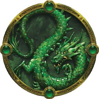 LA LEGENDE DES 5 ANNEAUX - le jeu de cartes Dragon13
