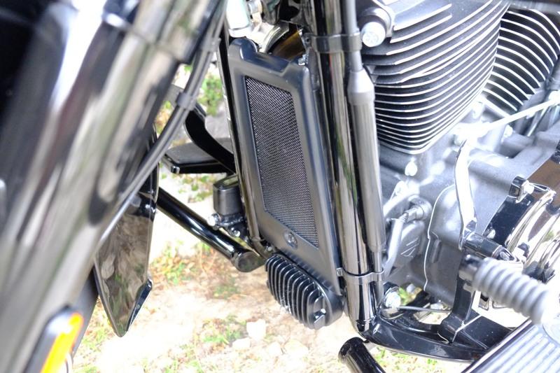 Heritage 114 - Protection du radiateur Dscf6929