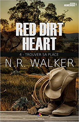 WALKER N.R - Red Dirt  Heart Tome 4: Trouver sa place 51-wpy10