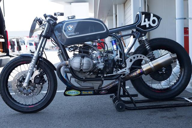 PHOTOS - BMW - Bobber, Cafe Racer et autres... - Page 14 1970_b10