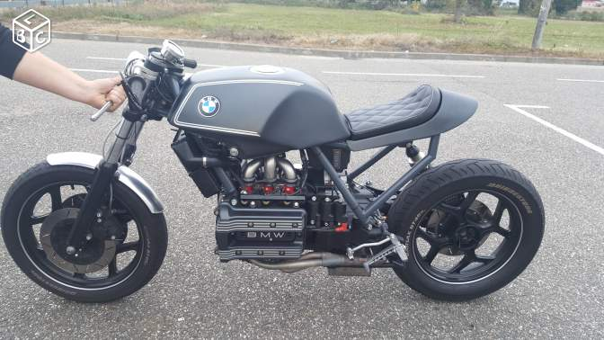 PHOTOS - BMW - Bobber, Cafe Racer et autres... - Page 14 45725610