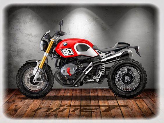 PHOTOS - BMW - Bobber, Cafe Racer et autres... - Page 14 47c87610