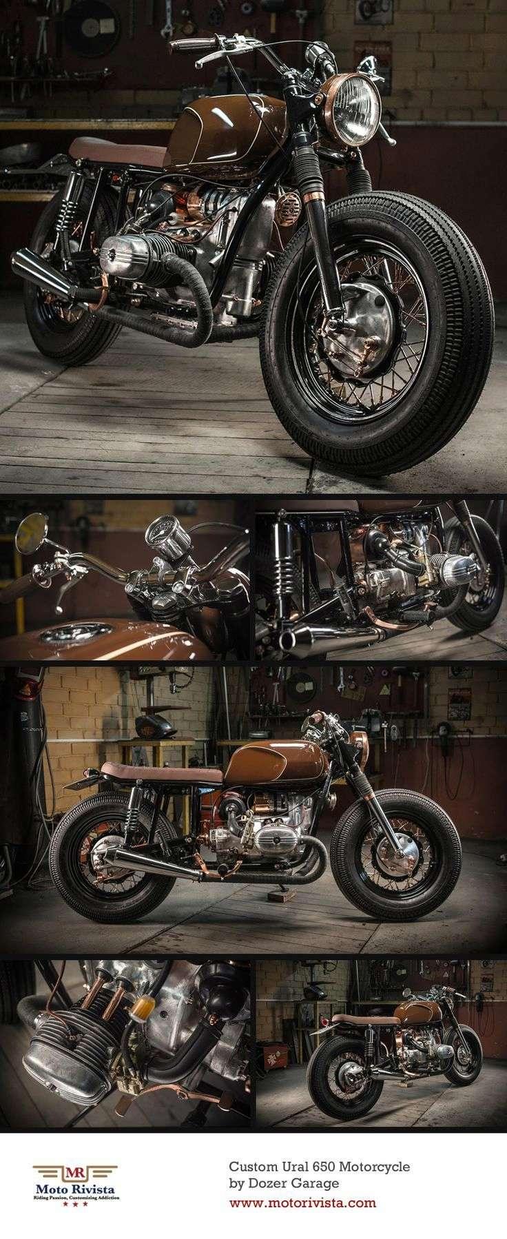 PHOTOS - BMW - Bobber, Cafe Racer et autres... - Page 14 Tumblr60