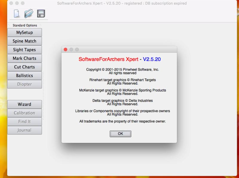 OnTarget SOftware: est-il toujours actif? Captur10