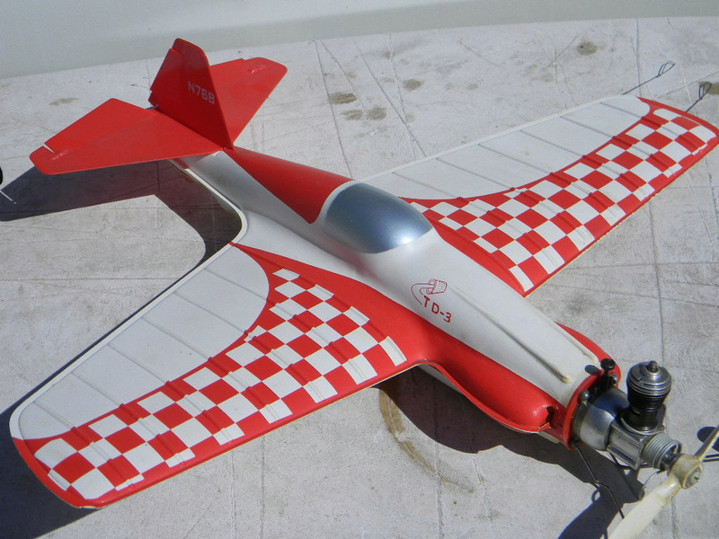 TD-3 , wing issue Td-310