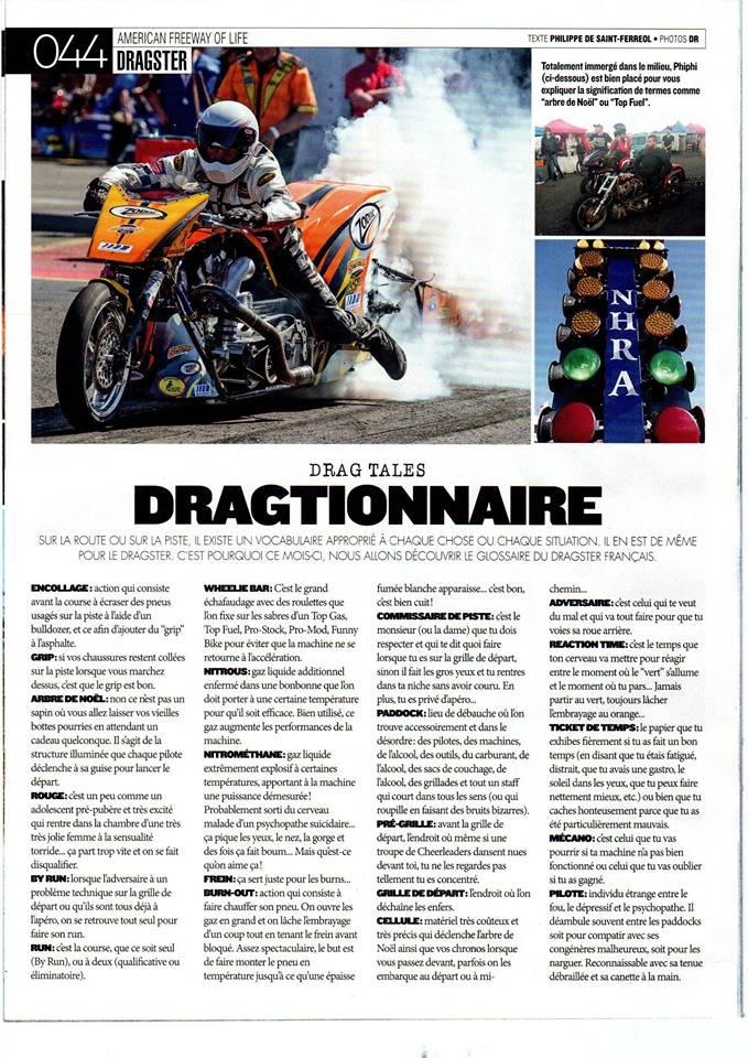 DRAGSTER saison 2018 27540710