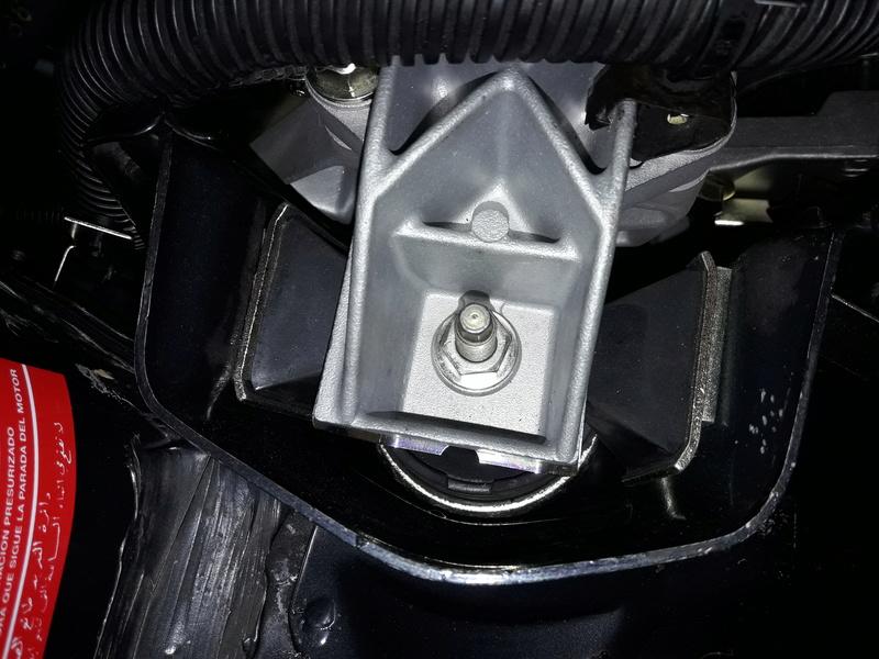 Jeu de cales de réglage support moteur 20180412