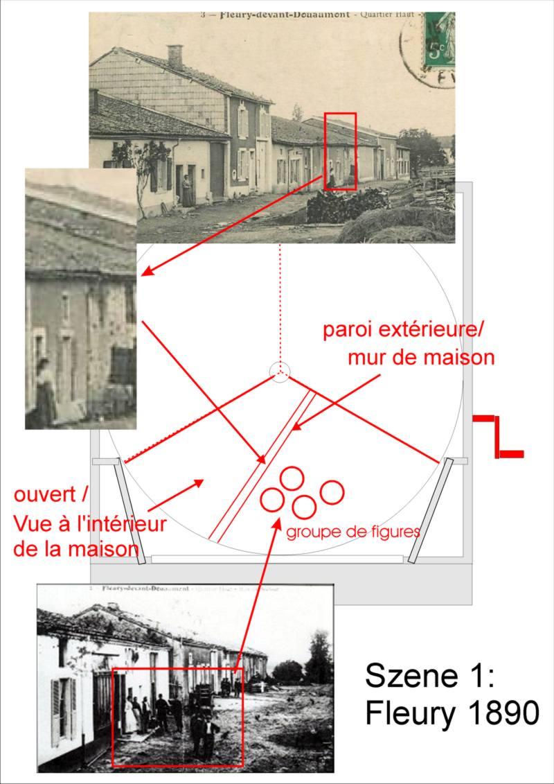"""Le """"Guckkasten"""" ou la """"peep-box""""... Un projet à long terme Fleury15"""