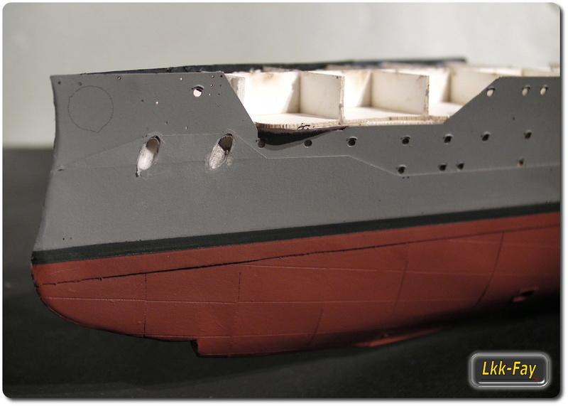 """Des Kaisers Flaggschiff """"Von der Tann"""", M 1:250 - Seite 14 Sany0412"""
