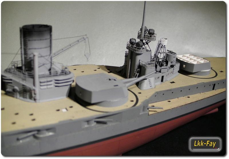 """Des Kaisers Flaggschiff """"Von der Tann"""", M 1:250 - Seite 14 Sany0417"""