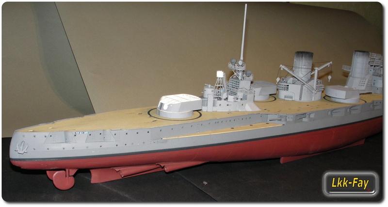"""Des Kaisers Flaggschiff """"Von der Tann"""", M 1:250 - Seite 14 Sany0421"""