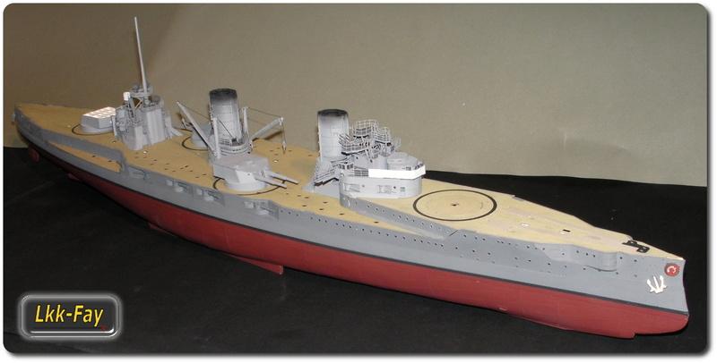 """Des Kaisers Flaggschiff """"Von der Tann"""", M 1:250 - Seite 14 Sany0422"""