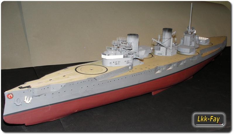"""Des Kaisers Flaggschiff """"Von der Tann"""", M 1:250 - Seite 14 Sany0423"""