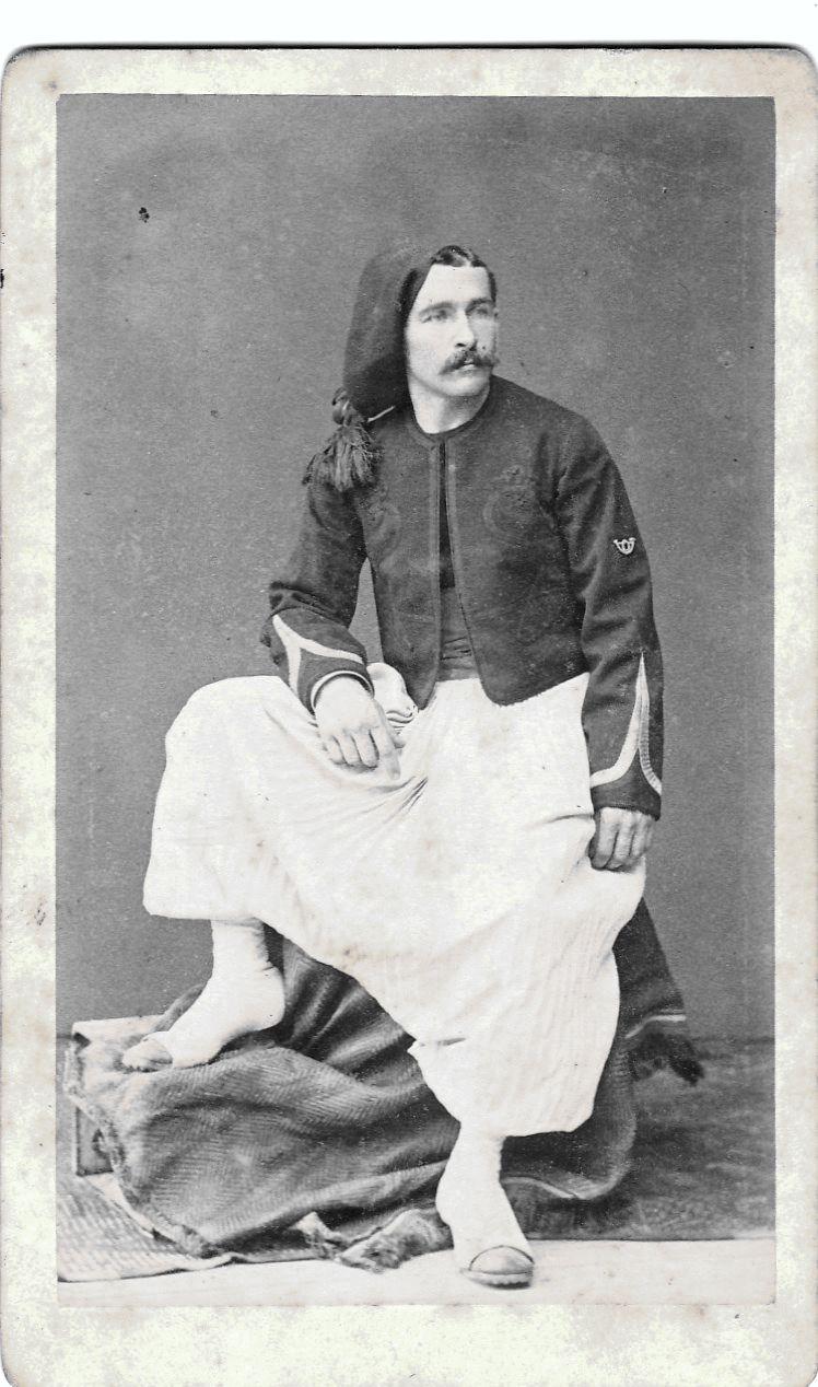 Zouave en tenue de campagne Juillet 1870? Zouave11