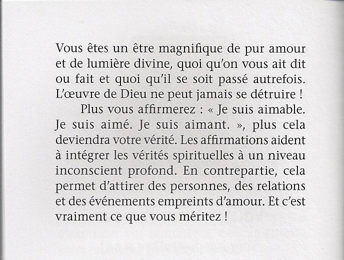 Tirage oracle Les Anges de l'amour (Doreen Virtue) - Page 3 Numyri17