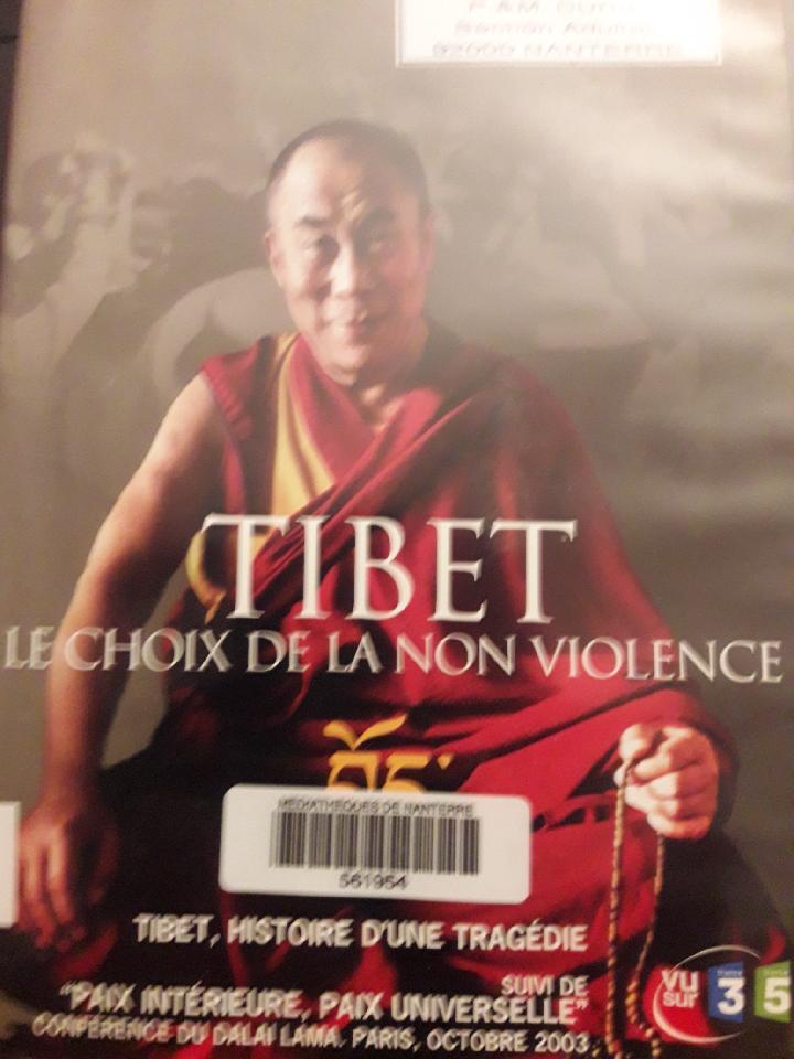 Vu: DVD Tibet le choix de la non violence Resize10