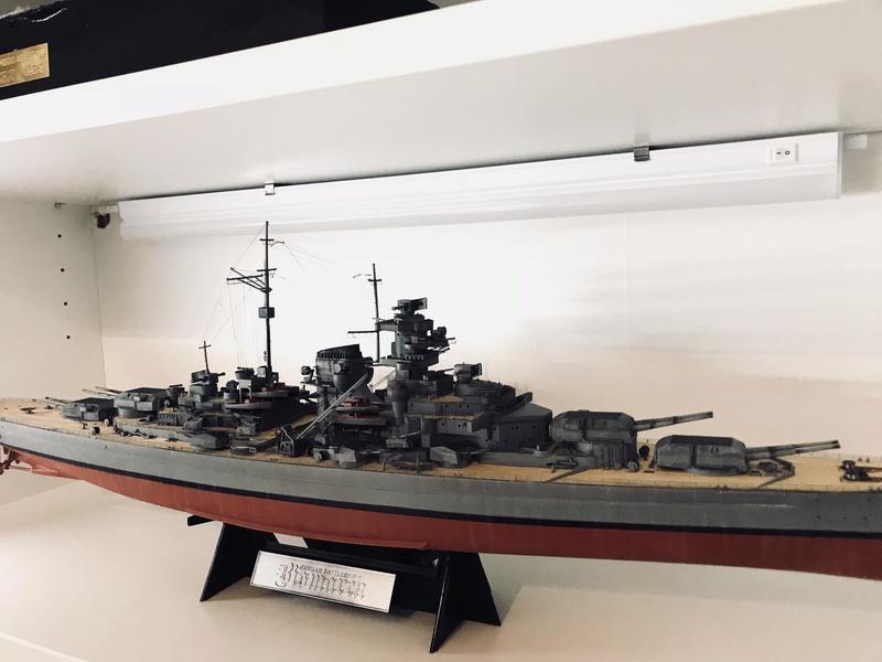 Bismarck 1/350 tamiya 00103610