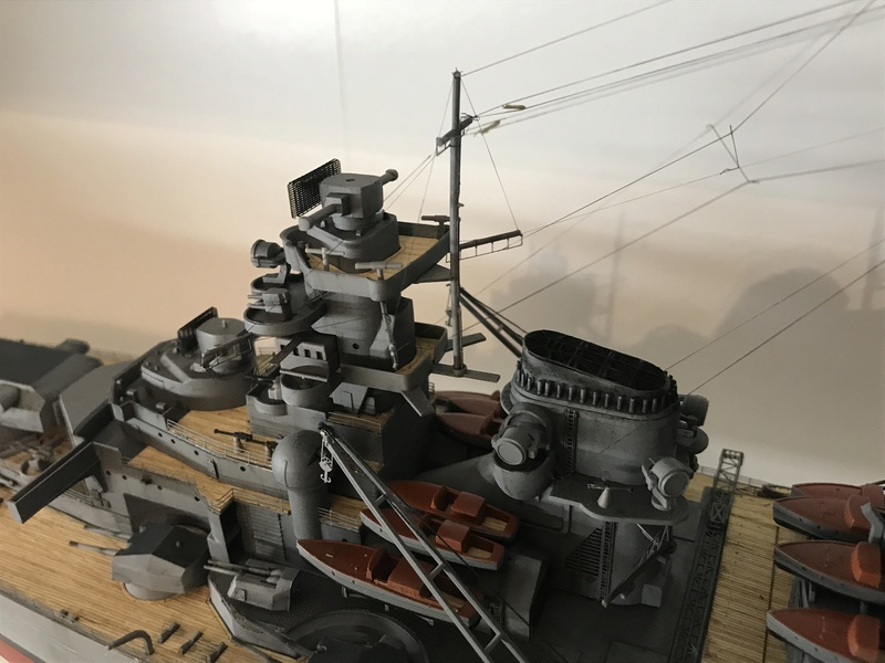 Bismarck 1/350 tamiya 0a84bb10