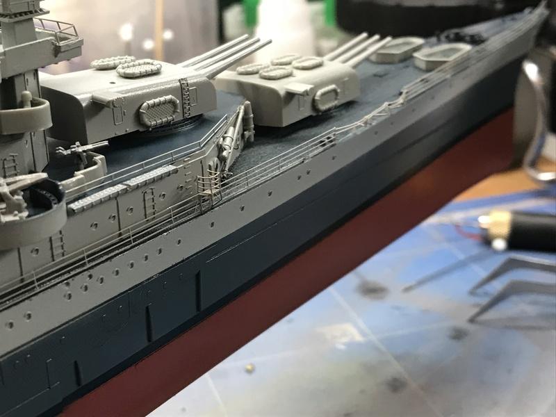 USS Indianapolis academy premium édition 1/350 Termine le29 /03/18 - Page 4 286a7d10