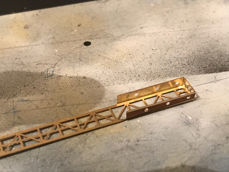 Bismarck 1/350 tamiya UP le 30/01/2018 montage terminé  2b335c10