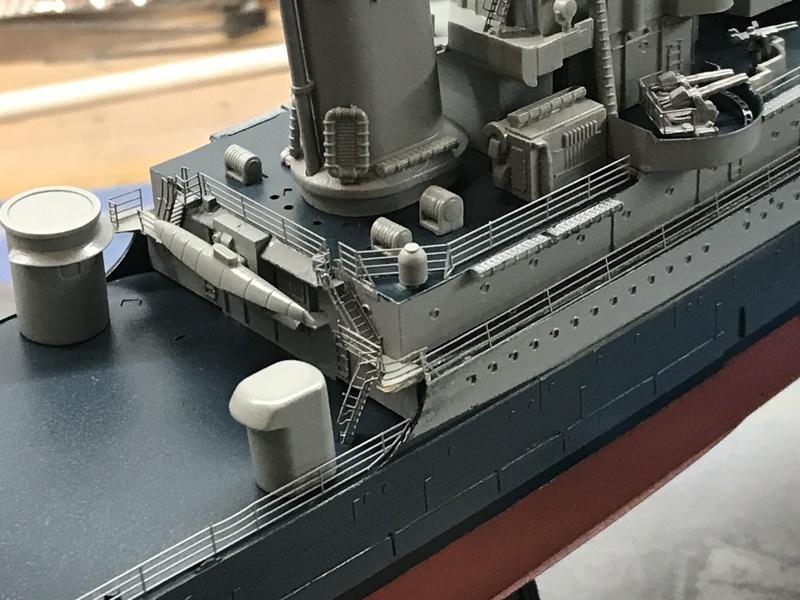 USS Indianapolis academy premium édition 1/350 Termine le29 /03/18 - Page 4 36256d10