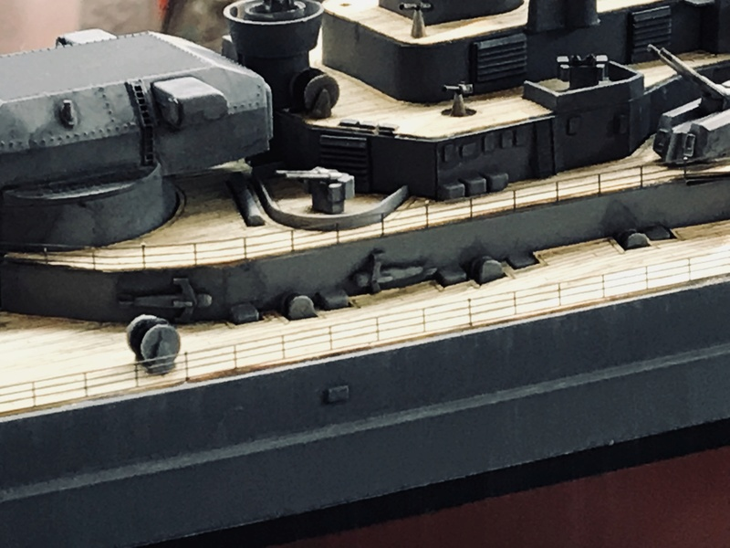 Bismarck 1/350 tamiya UP le 30/01/2018 montage terminé  - Page 2 3a287e10