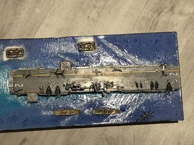 USS Essex Hobby boss 1/700 50ab6210