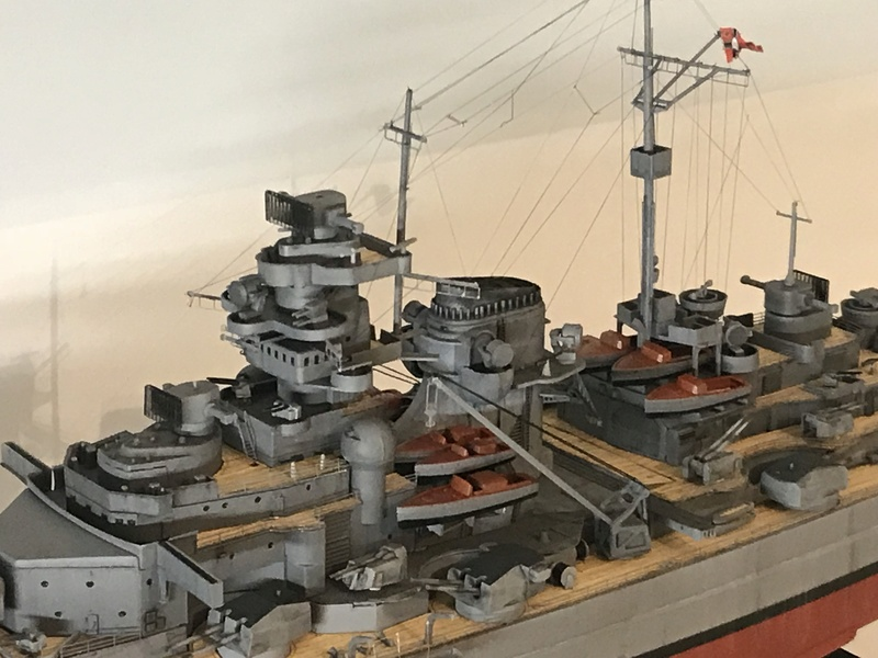 Bismarck 1/350 tamiya 53cca710