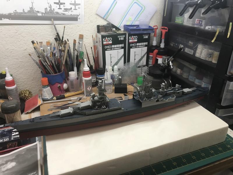 USS Indianapolis academy premium édition 1/350 Termine le29 /03/18 - Page 3 58e5c710